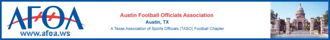 Austin Football Officials Association