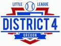 Oregon District 4 Little League - Home